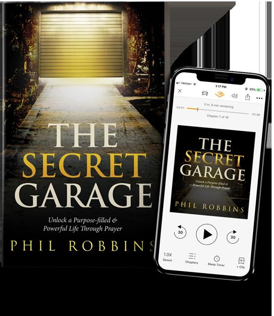 The Secret Garage by Phil Robbins